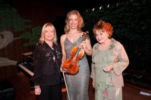 Candy Spelling, Elizabeth Pitcairn, Paula Kent Meehan