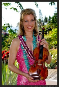 The Aloha Strad: The Red Mendelssohn visits Hawaii 5/12/12