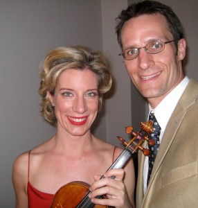 With my brother David, at intermission at the Orchestra 2001 concert, Kimmel Center, May 2009
